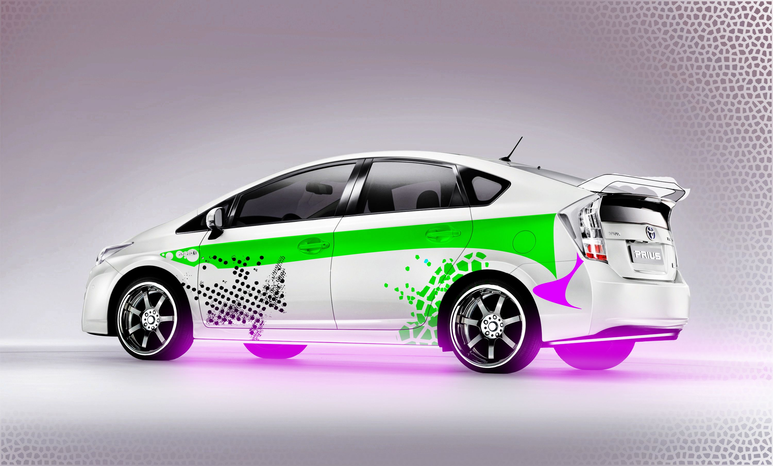 What Do You Think Of The Lights On This Prius Is It Street Legal