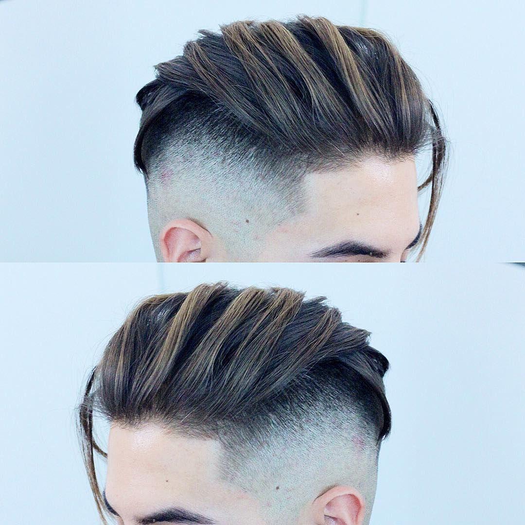 Cool Undercut Fade Hairstyle For Men Mensmediumhaircuts