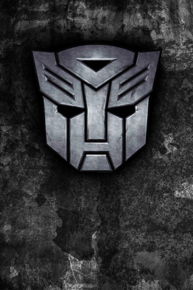 Transformers Autobot Face Logo Man Cave Metal Art Wall Decor