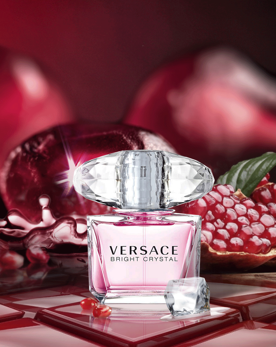 Image result for versace bright crystal