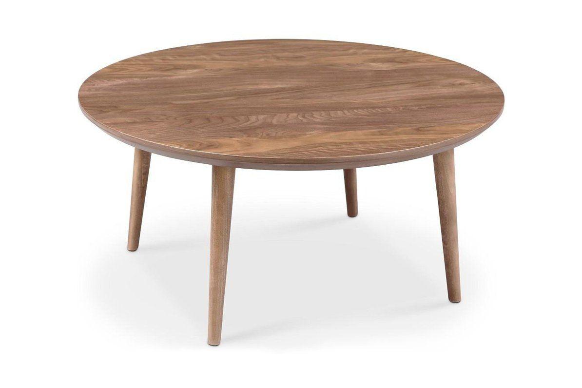 34 W X 34 D X 16 H 548 Walnut Coffee Table Round Walnut Coffee Table Coffee Table [ 796 x 1194 Pixel ]