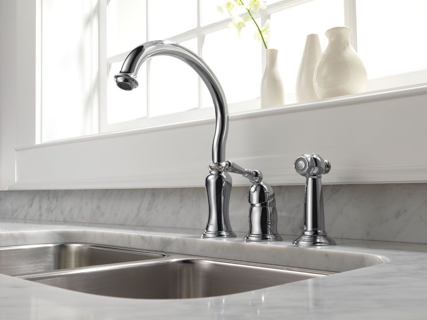Brizo Stratford Kitchen Faucet | Brizo Denver Showroom | Pinterest ...