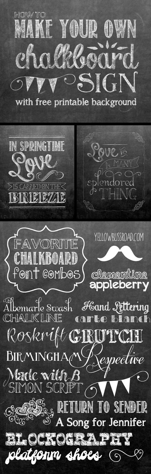 free downloadable chalkboard backgrounds