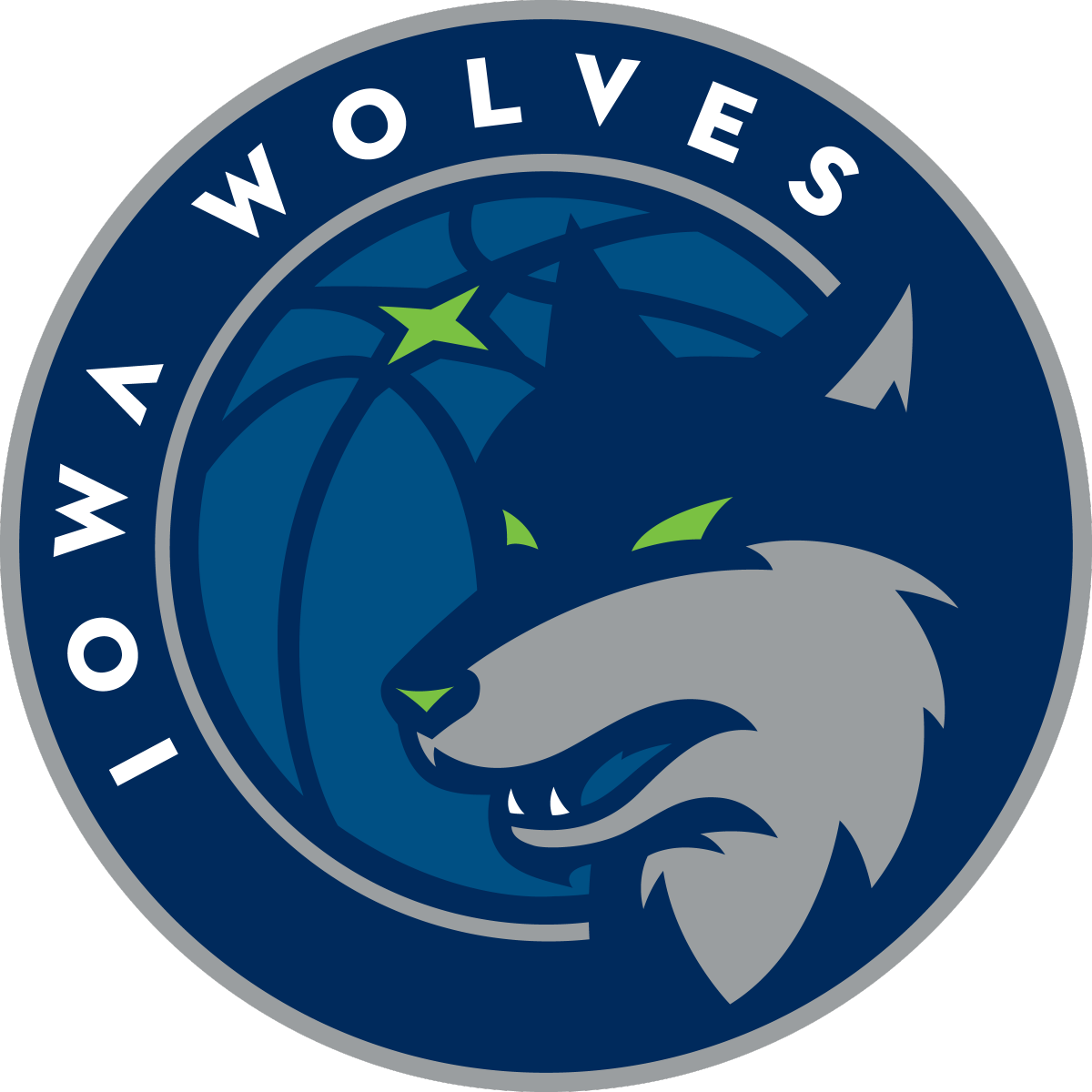 Pics photos houston texans logo chris creamer s sports - Iowa Wolves Primary Logo On Chris Creamer S Sports Logos Page Sportslogos A Virtual Museum Of Sports Logos Uniforms And Historical Items