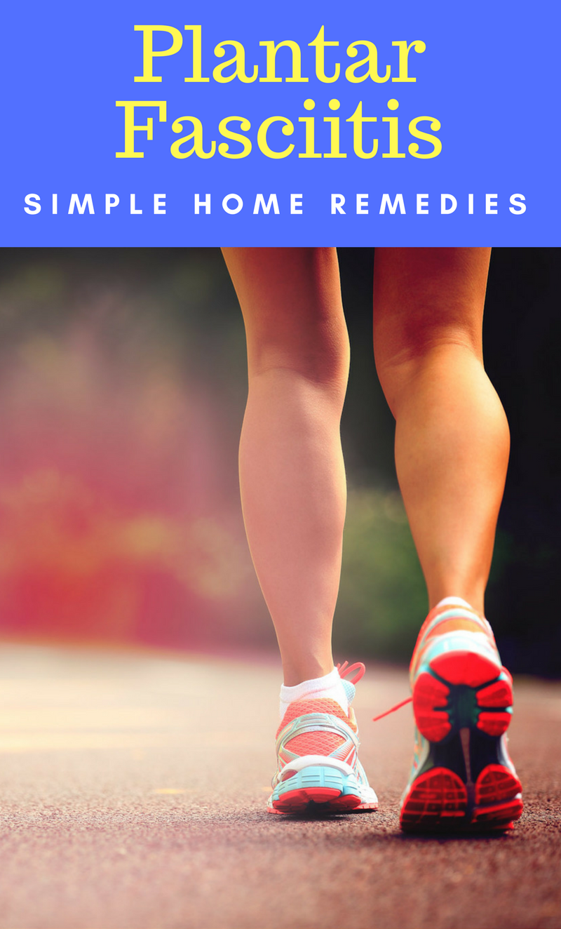 Plantar Fasciitis Simple Home Remedies footpain  Plantar Fasciitis