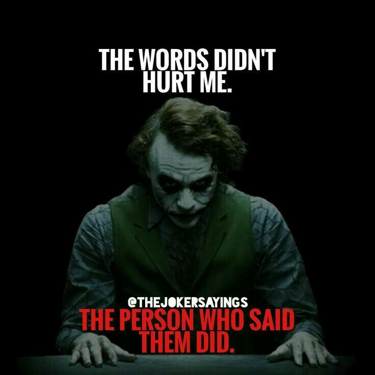Joker Quotes Best It's Scary How Many Of The Jokers Quotes Make Sense Why