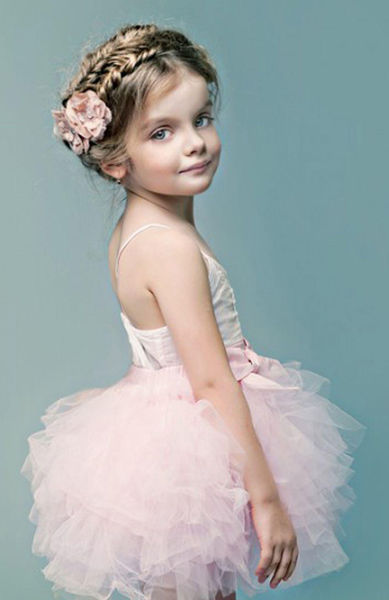 lief klein meisje