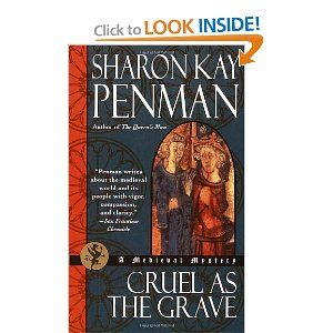 Cruel As The Grave 9780345441447 Sharon Kay Penman Books Books Cruel Historical Fiction Novels