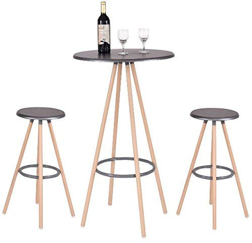 Incredible Ka Company Set Stools Indoor Table Bar Bistro Pub Furniture Pabps2019 Chair Design Images Pabps2019Com