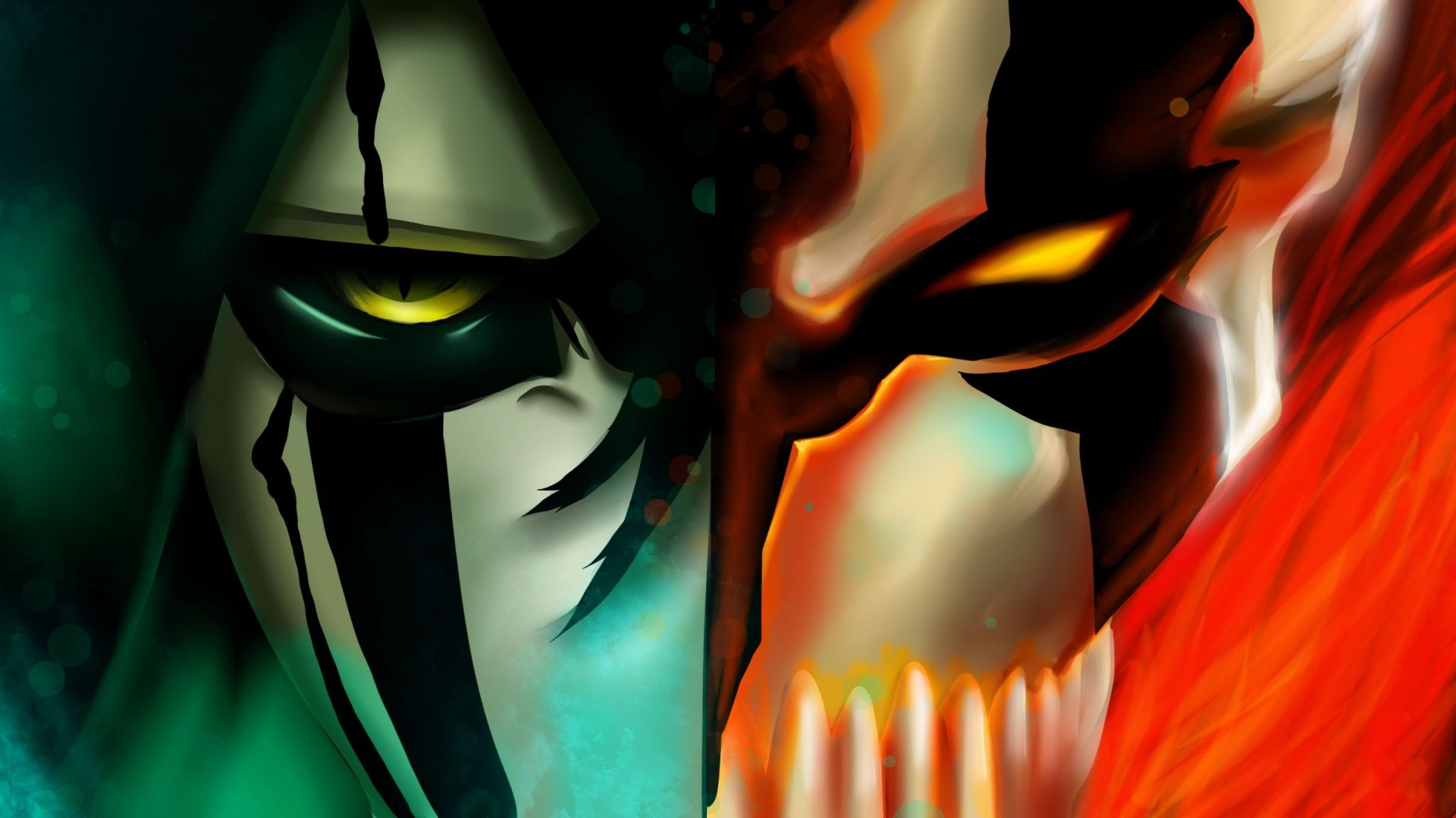 High resolution bleach ulquiorra and ichigo wallpaper full size
