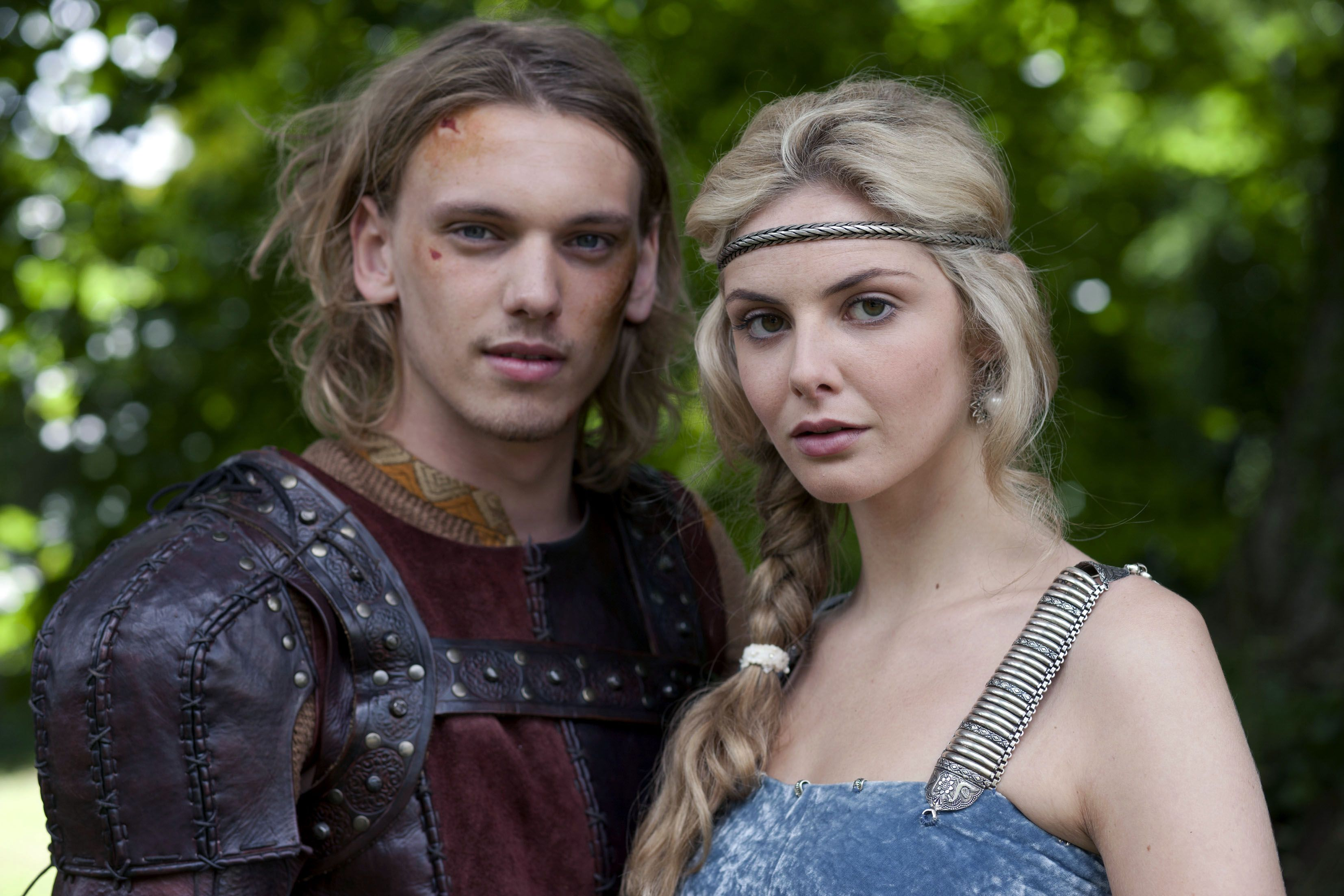 Camelot - Guinevere and Arthur