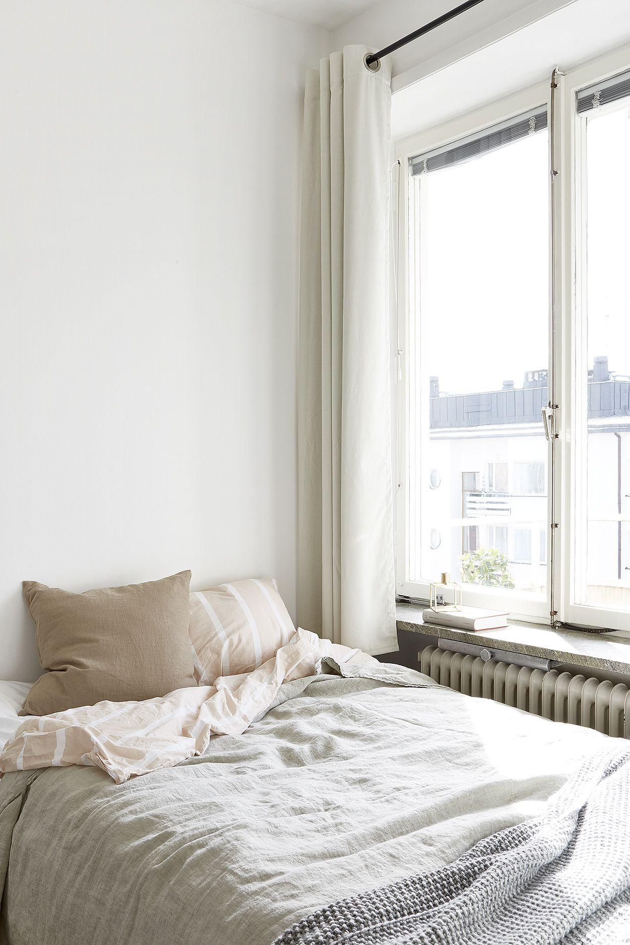Bedroom Stockholm interior Scandinavian Furusundsgatan 14, 6 tr. | Fantastic Frank