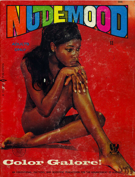 Nude Mood, August/September 1968  Source: Magazine Collection