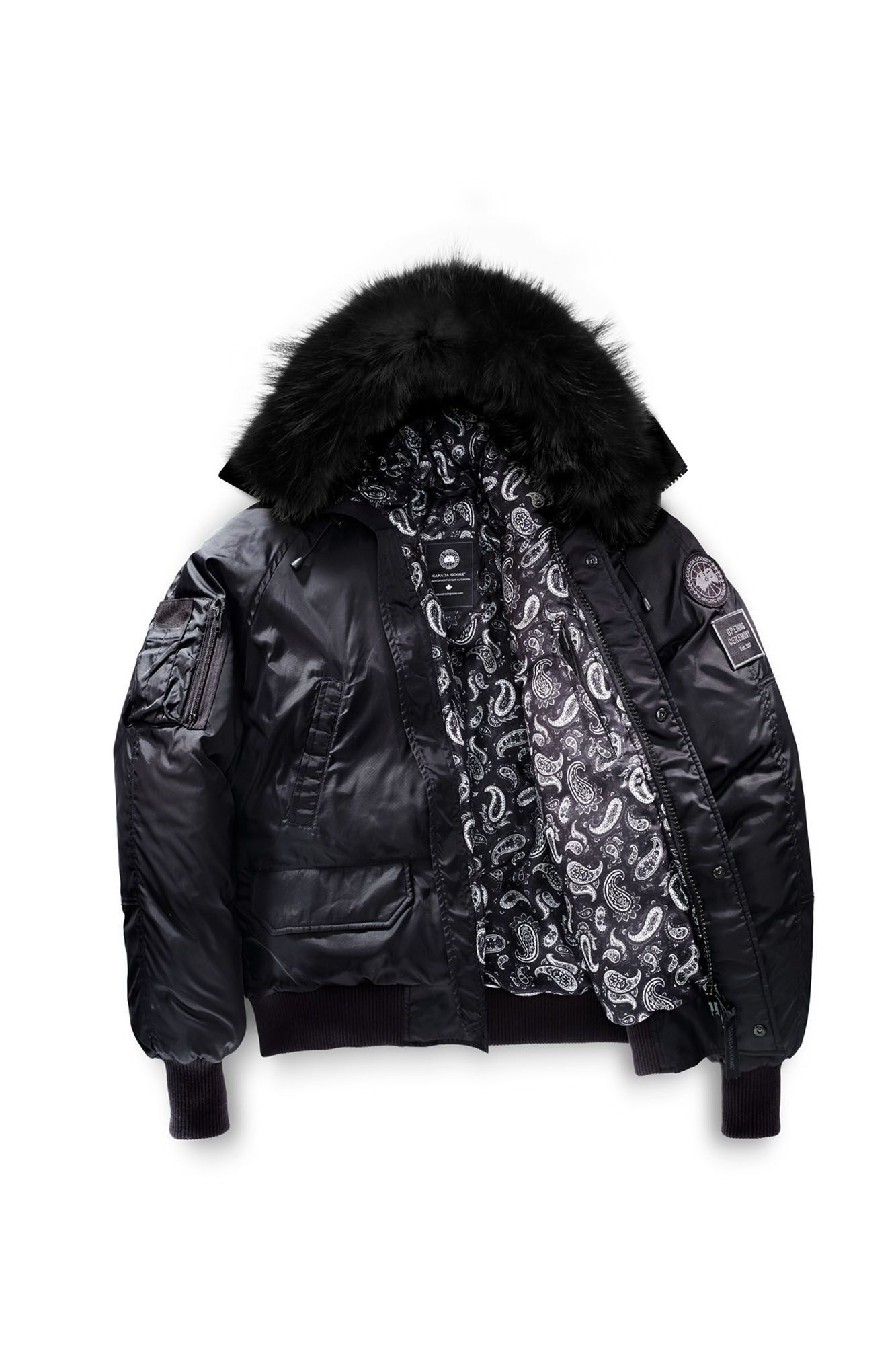 47bf24b4fb7e Pin by Doris Perry on Fashion Cloth in 2018   Pinterest   Opening ceremony,  Jackets and Winter jackets