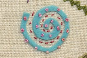 Studio 508: What I have learned about French Knots