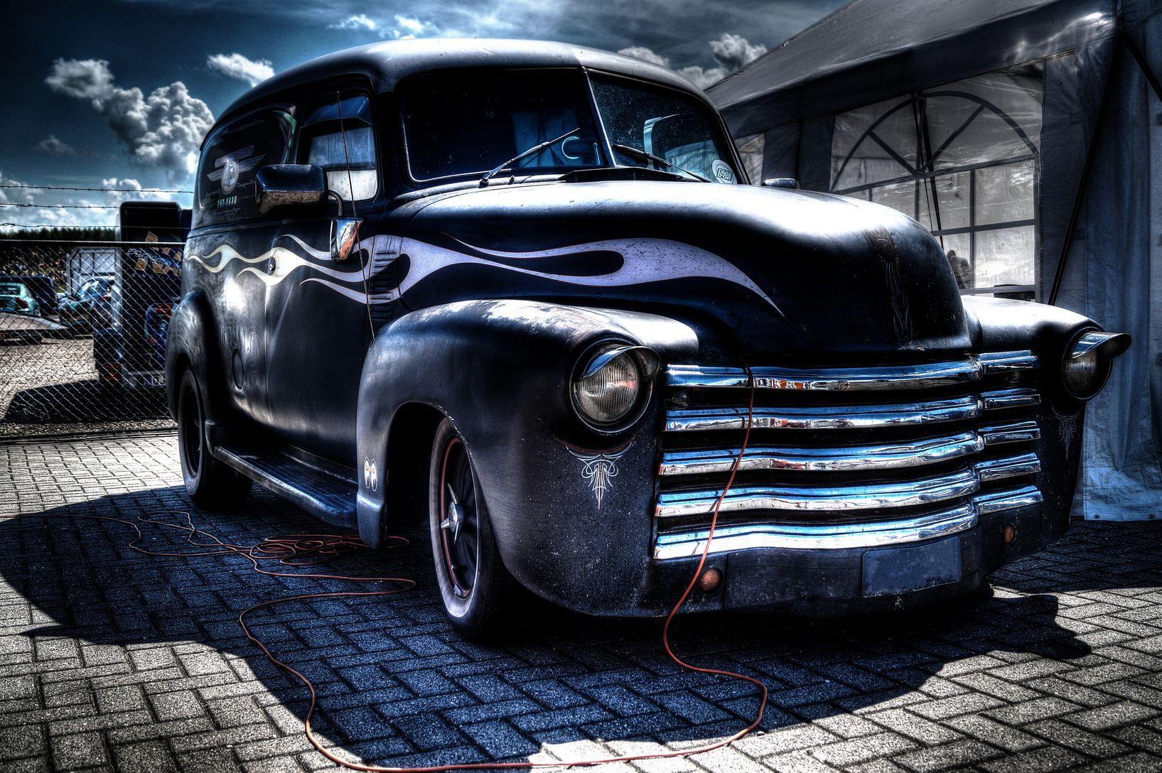 Gambar Mobil Klasik Desktop Dari Kumpulan Gambar Mobil Klasik Keren Classic Cars Veteran Car Auto Repair