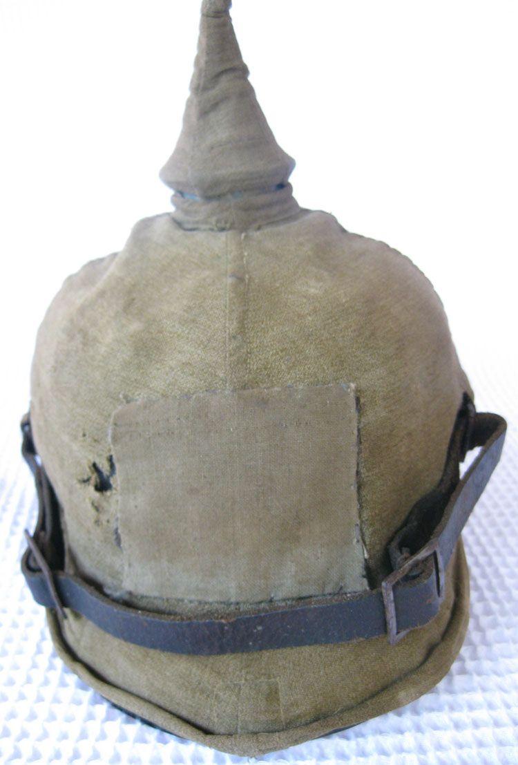Pickelhaube cover