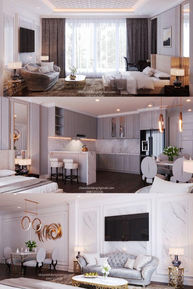 302 Apartment Free Sketchup Interior Scene Di