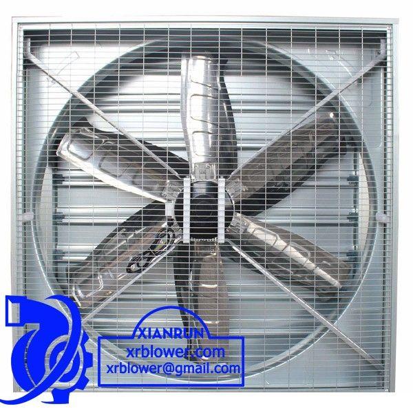 Square Negative Pressure Fan Centrifugal Fan Industrial Fan Fan
