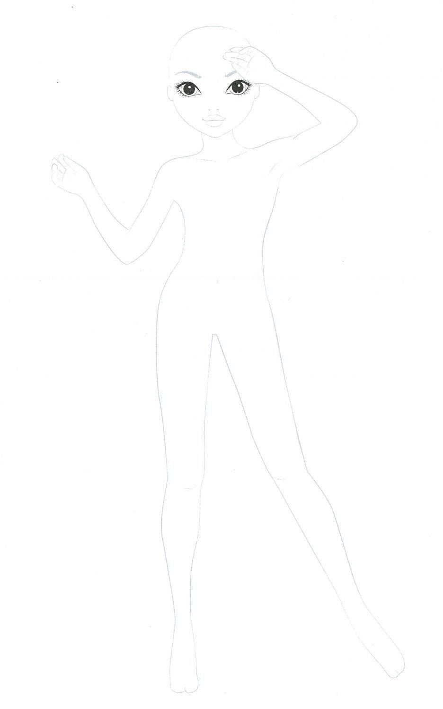 Idee 16 Prime Mannequin A Imprimer Et A Habiller Dessin Top Model Coloriage Dessin De Mode