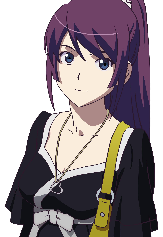 senjougahara hitagi Google Search Anime movies, Anime
