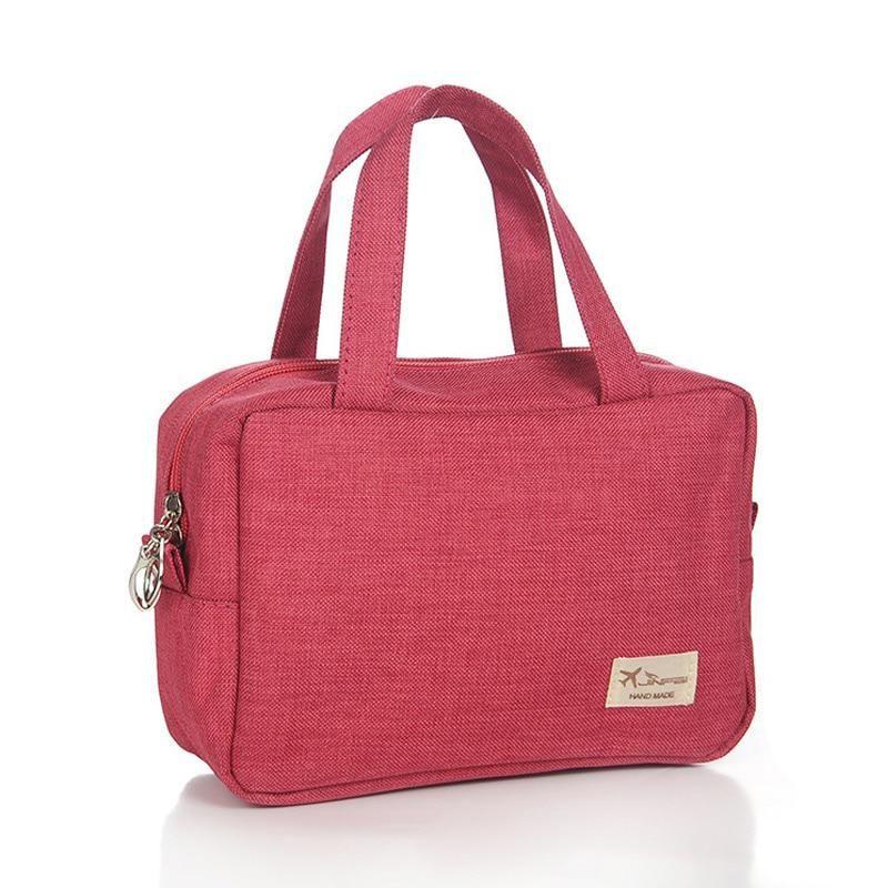 a334290f743f Oxford cloth cosmetic bag large capacity scrub cloth wash bag men ...