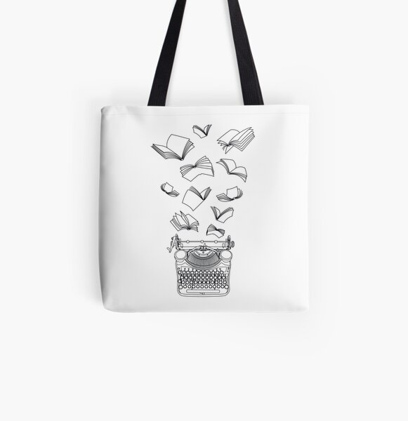 Market Bag Life Is A Story Make Yours A Best Seller Black Tote Bag Grocery Bag