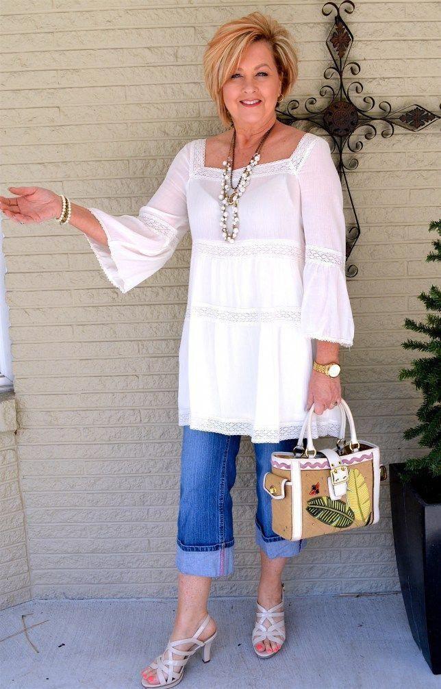 Damen über fünfzig Kleider | Bekleidung, 50er jahre mode