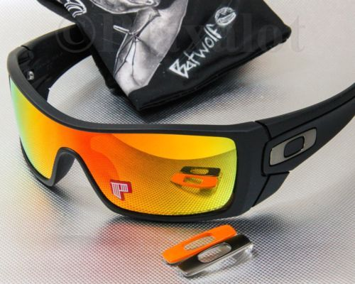 oakley batwolf polarized