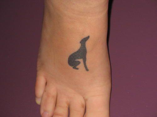 Whippet Tattoos Greyhound Tattoo Picture Tattoos Tattoos