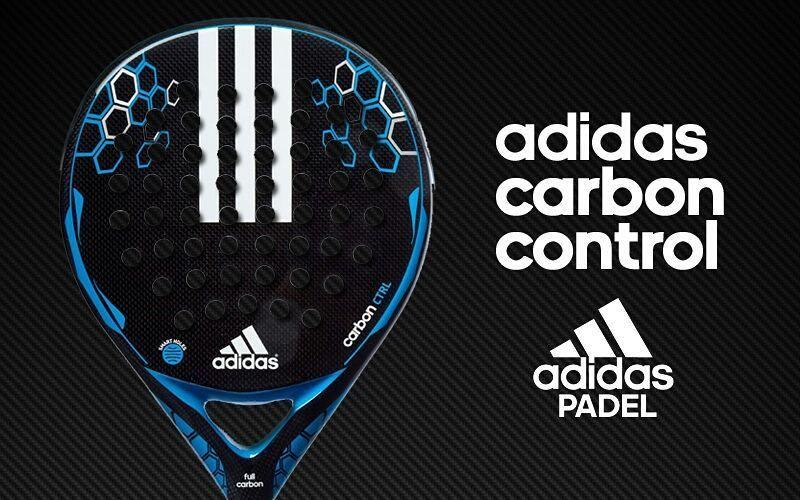 En nuestro último artículo analizamos la pala Adidas Carbon Control una pala de la gama alta de la colección 2016 orientada a jugadores que buscan control en su juego.  Puedes leer el análisis haciendo clic en el enlace de la bio de @padeladdict.  #padel #adidas #adidaspadel #pala #worldpadeltour #padeladdict