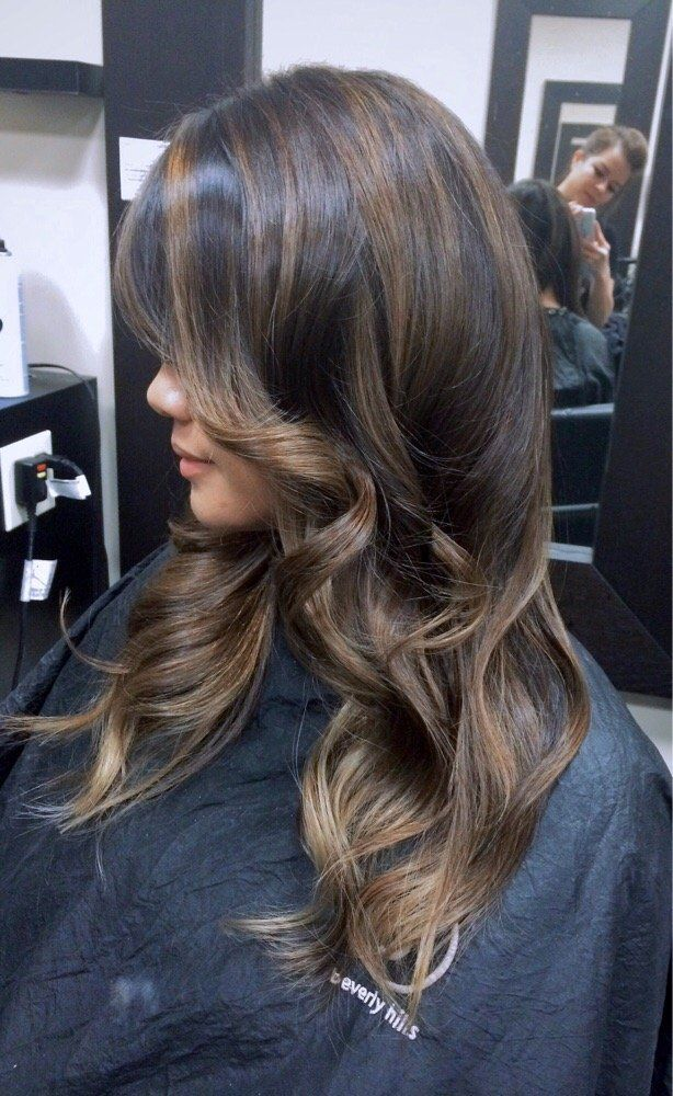Hair By Lily Balayage Highlights By Lily San Jose Ca United