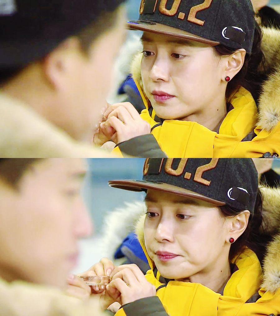 Song Ji Hyo, Running Man ep. 228. © on pic