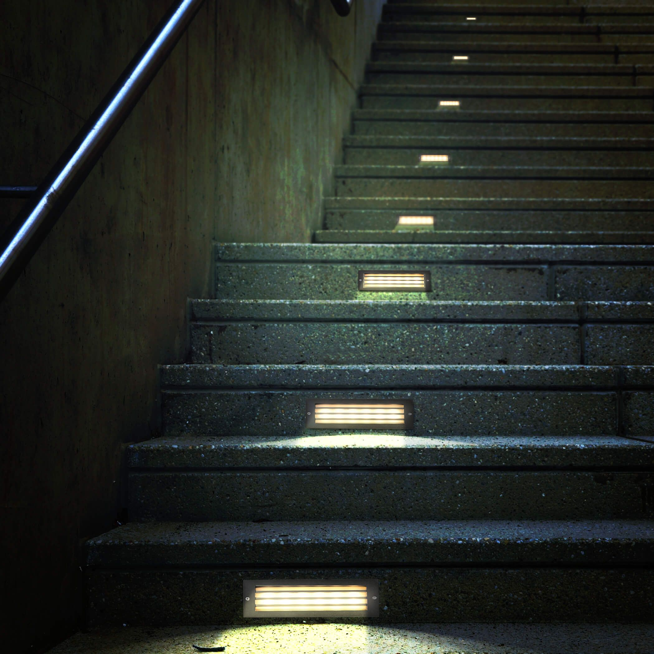 Best Vonn Outdoor Led Step Lights Are Constructed In An 400 x 300