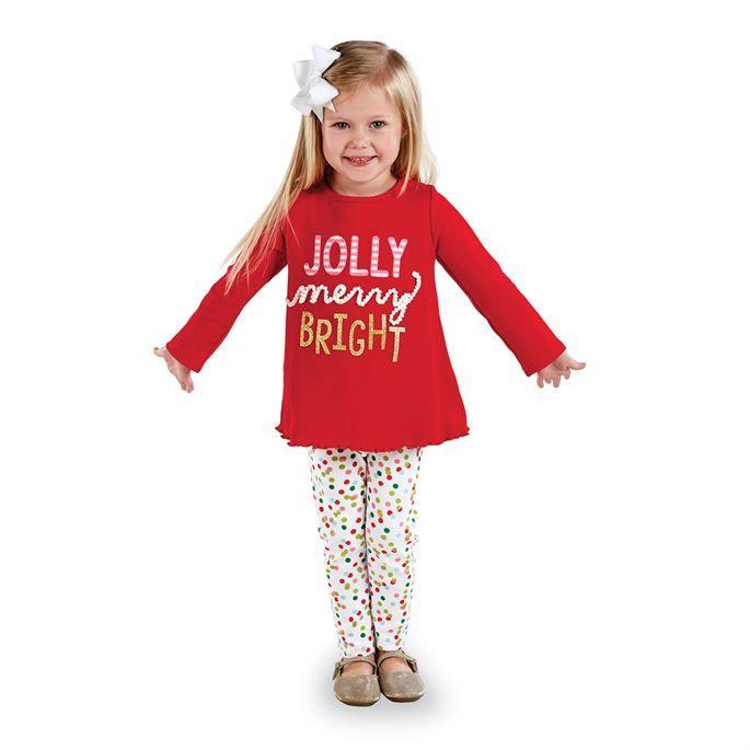 Mud Pie Baby-Girls Striped Glitter Dot Leggings