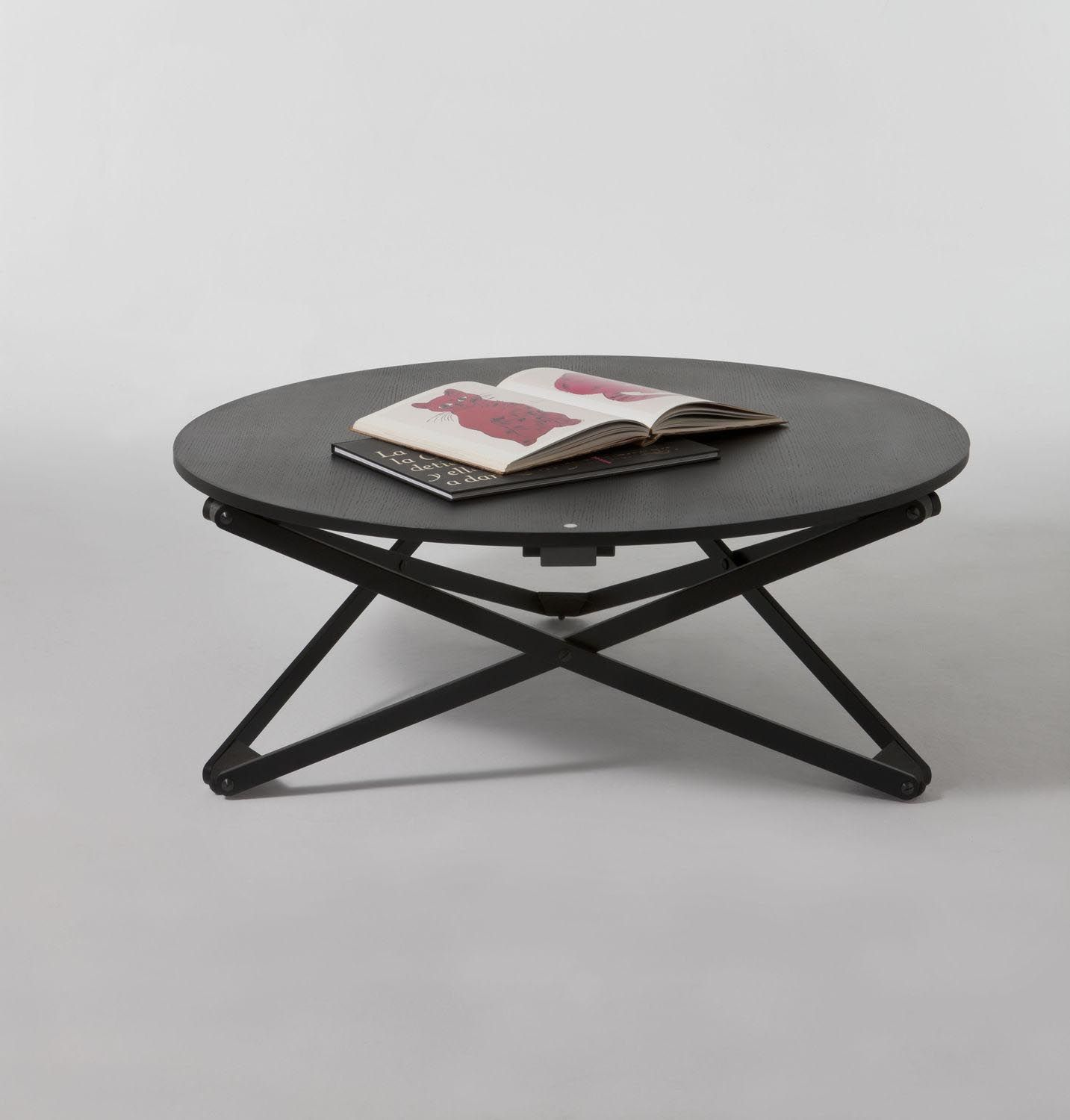 Round Coffee Table Measurements: Adjustable Height Coffee Table More