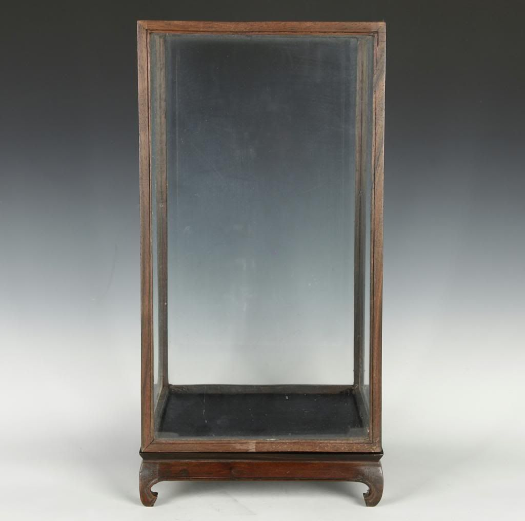 office display cases. Chinese Hardwood And Glass Display Case. The Case Is Raised On A Stepped Wood Base With 5 Large Panels Beautiful Mahogany Stain. Office Cases