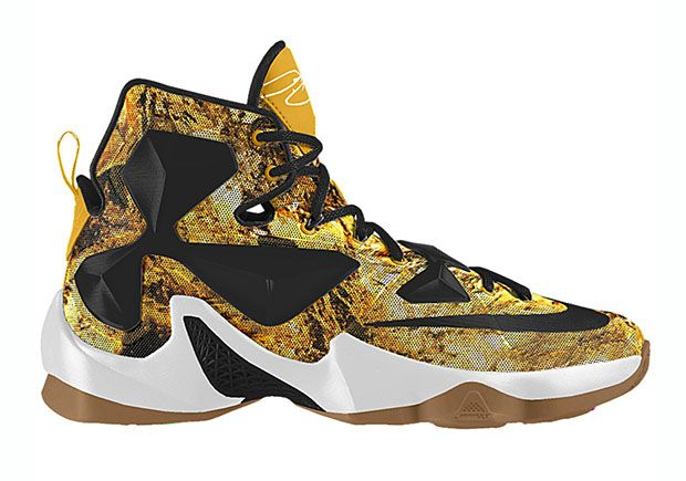 hot sale online f119f 2e097 ... get the nike lebron 13 gets set in stone with new options hitting  nikeid for the