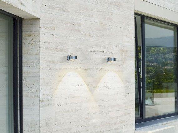 Wandleuchte Puk Wall puk wall outdoor wandleuchte led außenleuchte top light kaufen