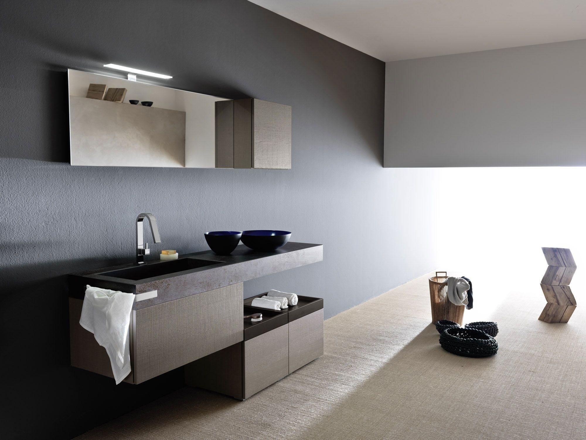Arbi Arredobagno Sky Seghettato 45 | Salle de bains | Pinterest