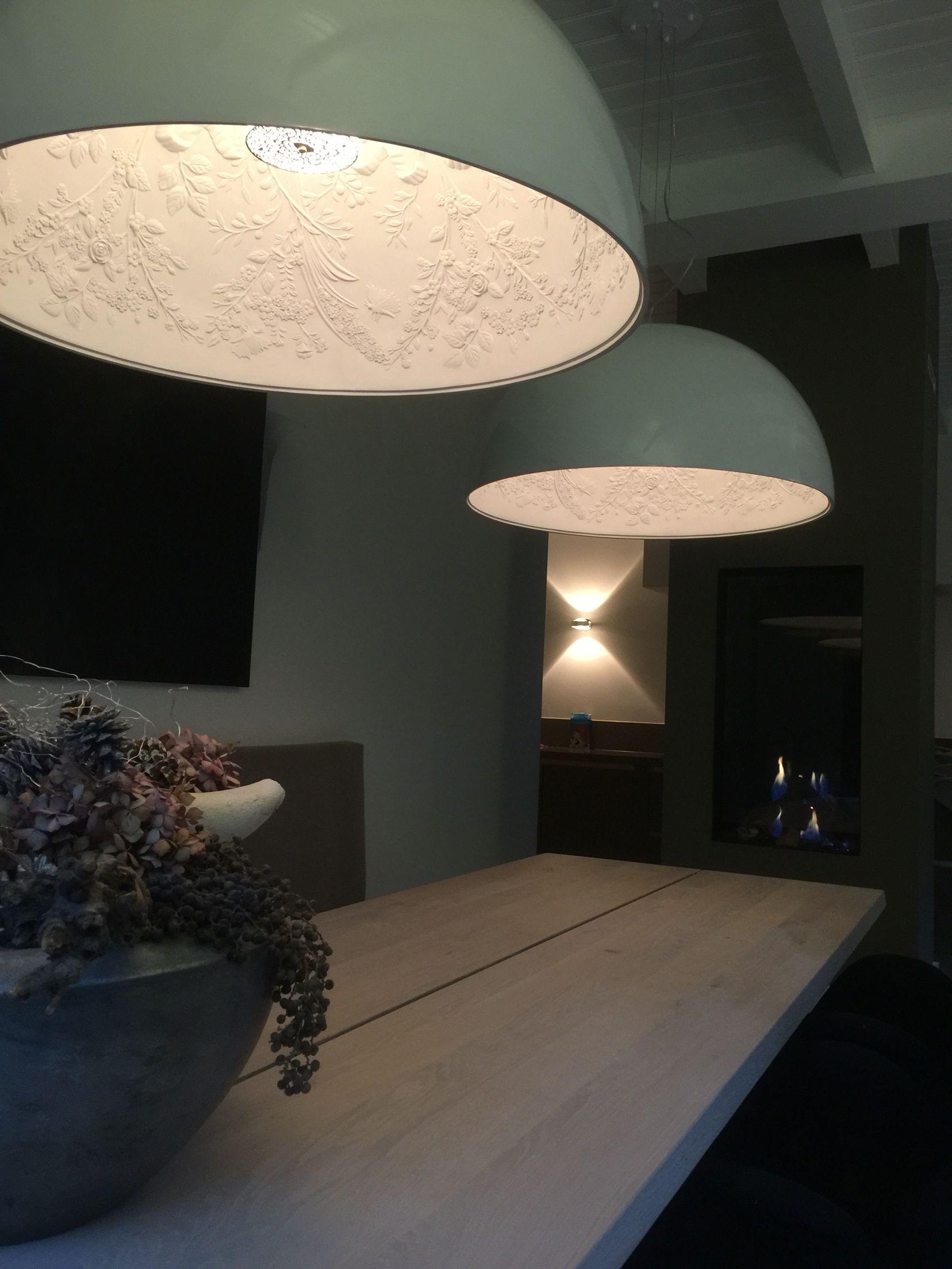 Flos Skygarden 90cm Pendant Lamp, Ceiling Pendant, Pendant Lighting, Sky  Garden, Light