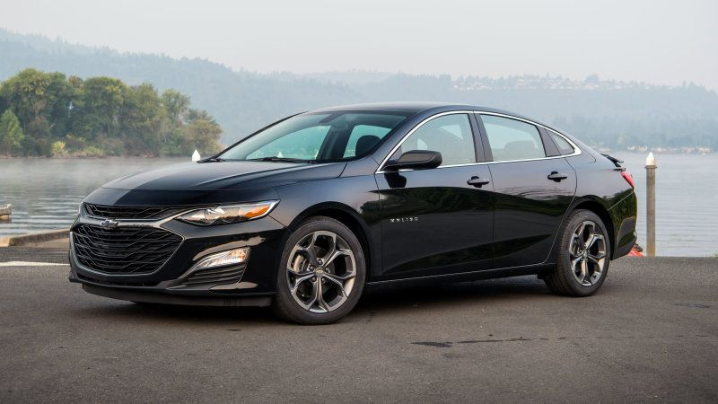 Chevrolet Malibu Likely To Be Cancelled After 2024 Malibu Car