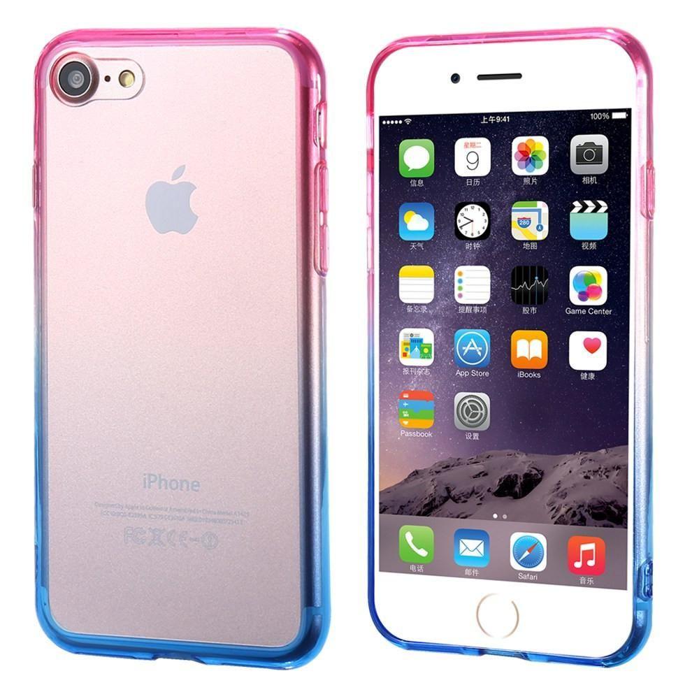 Cover iPhone 7 Custodia per Apple in TPU Originale PP Ultra Slim