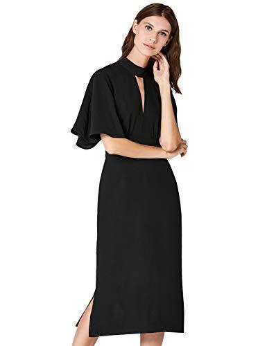 TRUTH   FABLE Vestito Elegante Donna  d808e6922ad