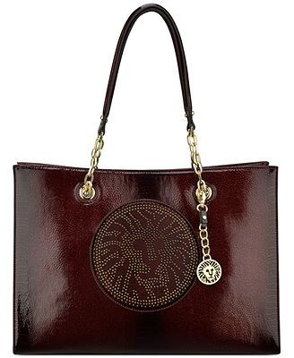 19d20575b7 Anne Klein Leo Legacy IV Large Tote