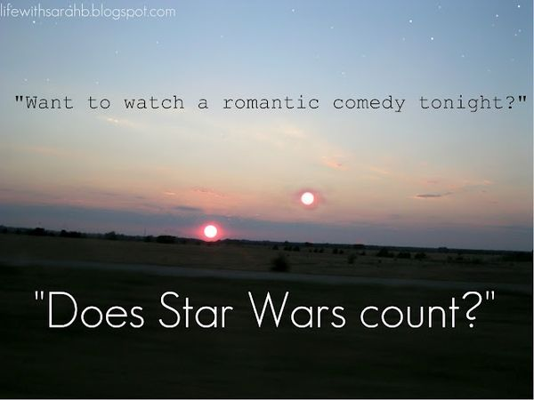 Star Wars funny quote
