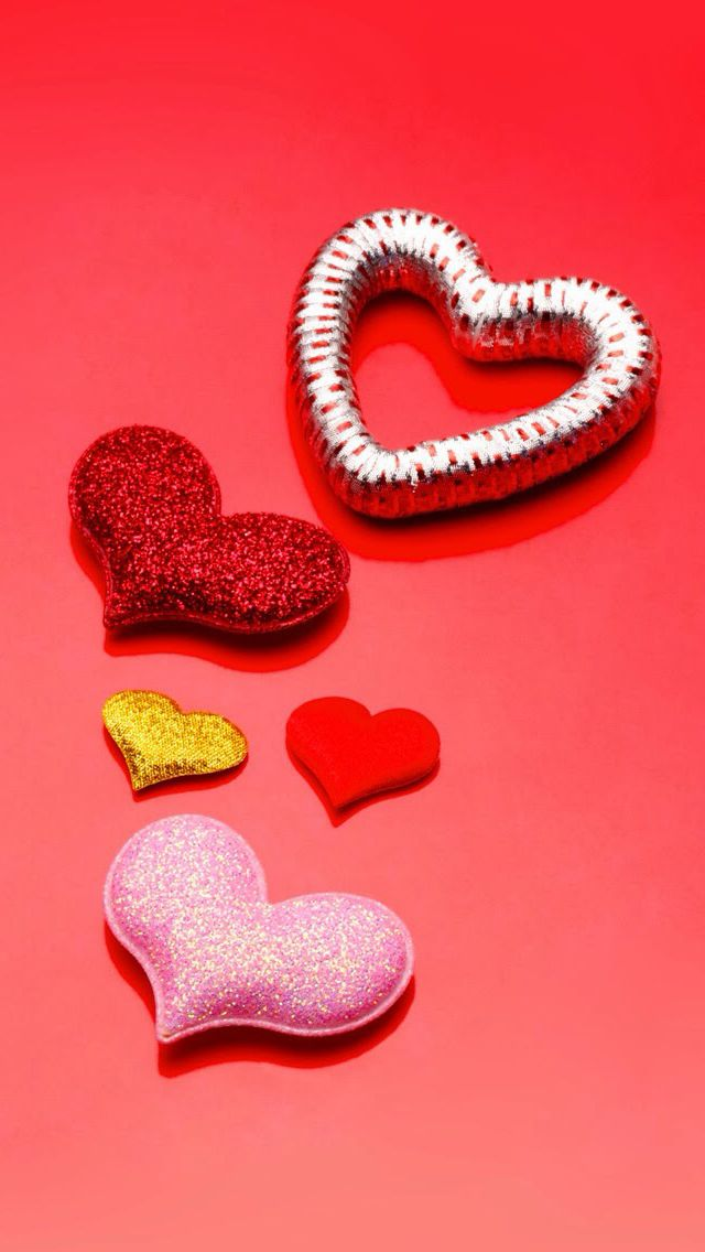 Love Heart Iphone Wallpapers