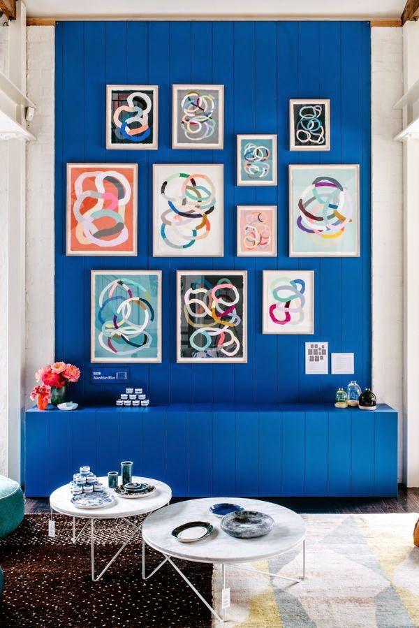 80 idées pour une jolie décoration murale Salons and Decoration