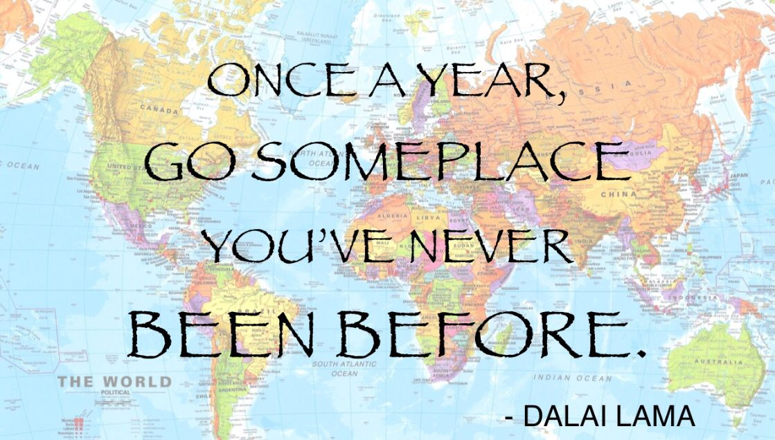 Dalai Lama Quote About Traveling Made By M My Inspiration