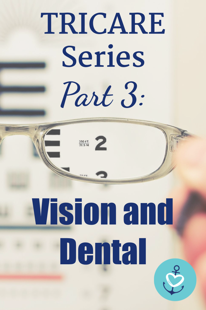 Tricare Dental and Vision Updates You Should Know Dental